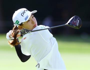 渋野日向子は暫定13位発進 全米女子プロゴルフ第1日 画像1