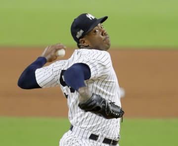 ヤンキースが2勝2敗のタイ レイズ筒香は出場せず 画像1