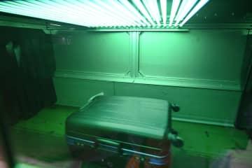 中部空港で除菌状況を可視化 NPOが世界初の実証実験 画像1