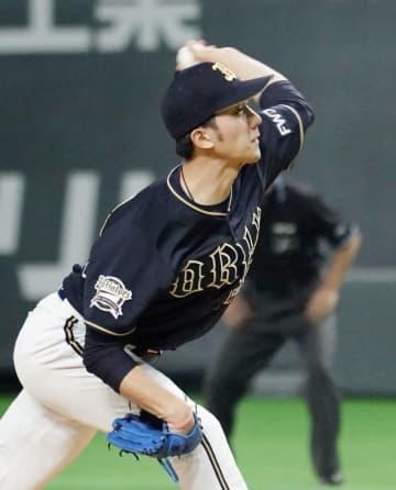 日4―6オ(9日) オリックス田嶋が4勝目 画像1