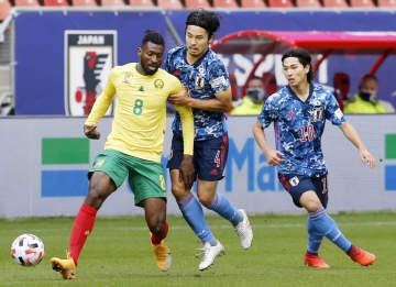サッカー日本、今年初戦はドロー カメルーンと0―0 画像1