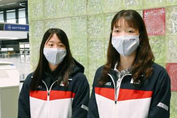 バド永原和可那、感染予防を徹底 久々の国際大会、デンマークOP 画像1