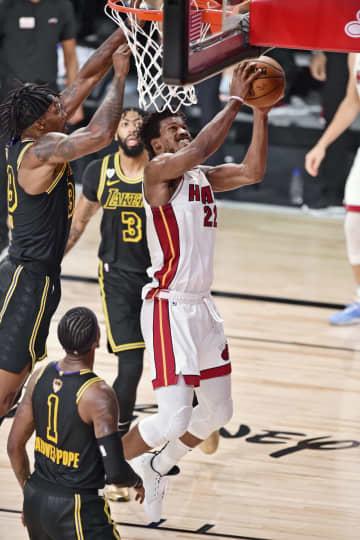 NBA、ヒートが競り勝つ 決勝第5戦、戦績2勝3敗 画像1