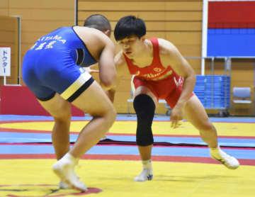団体は日体大柏が4連覇 レスリング高校選抜第2日 画像1