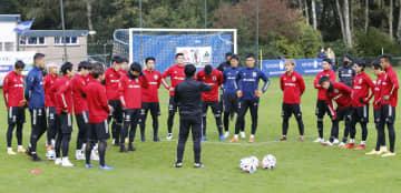 13日にコートジボワール戦 サッカー日本代表 画像1