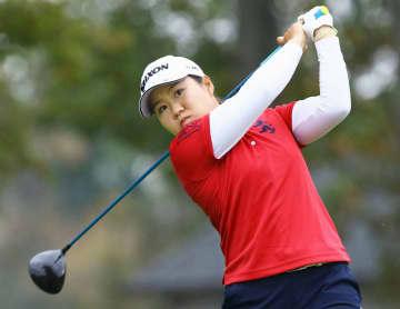 畑岡が64で3位、金セヨン優勝 全米女子プロゴルフ 画像1