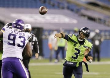 NFL、シーホークスが5連勝 第5週第2日、チーフスは初黒星 画像1