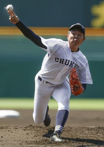 中京大中京の高橋らプロ野球志望 374人届け出、ドラフト対象に 画像1