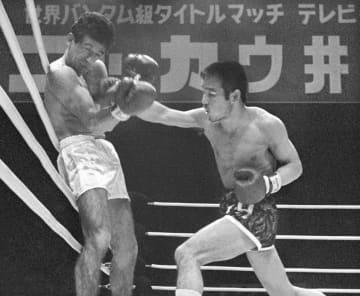 ボクシング伝説の両雄に再会計画 原田さんとジョフレさん 画像1