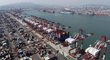 中国、9月の輸出は9.9%増 外需の復調反映、輸入もプラス 画像1