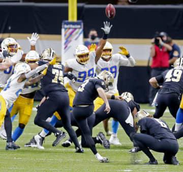 NFL、セインツが3勝目 第5週第3日 画像1