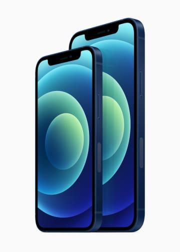 5G初対応のiPhone12 アップル、7万4800円から 画像1