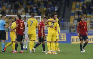 サッカー、首位スペインは初黒星 欧州ネーションズリーグ 画像1