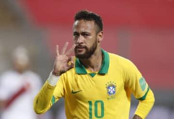 W杯南米予選、ブラジルが連勝 ネイマールがハットトリック 画像1