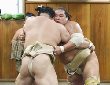 照ノ富士、大関返り咲きへ意欲 三役確実、正代から刺激 画像1