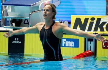 競泳のペレグリニがコロナ陽性 北京五輪の女子200m金 画像1