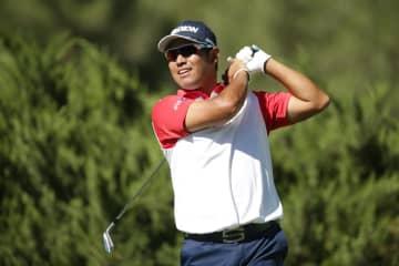 松山は5打差14位スタート 米男子ゴルフ、CJカップ第1日 画像1