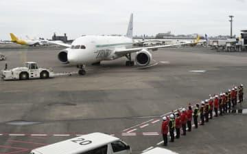 LCCジップエアが初の旅客便 成田―ソウル、2往復から 画像1