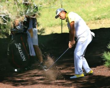 松山英樹は8打差の8位に浮上 米男子ゴルフ第2日 画像1