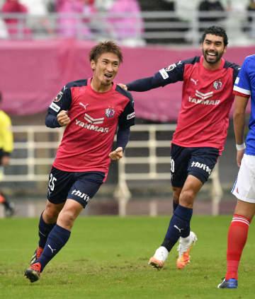 J1、C大阪が横浜Mに快勝 勝ち点48、暫定2位に 画像1