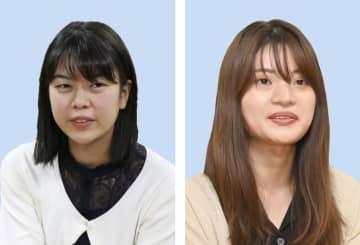 囲碁、藤沢連勝か上野タイか 女流本因坊戦、18日に第2局 画像1