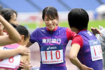 北京五輪代表の青木沙弥佳が引退 陸上女子、リレーで最後 画像1