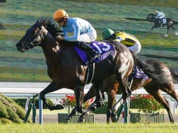 デアリングタクト牝馬3冠 5連勝、史上初の無敗達成 画像1