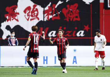 FC東京は敗れ、3位後退 J1、G大阪は白星 画像1