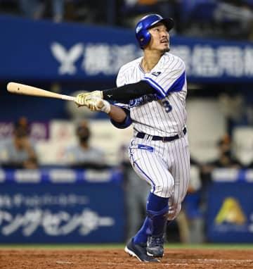 D10―6巨(18日) 梶谷が逆転満塁本塁打 画像1