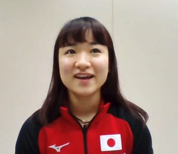 卓球の伊藤美誠「準備していた」 3月以来の実戦で中国へ 画像1