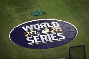 レイズとドジャースが初顔合わせ ワールドシリーズ、21日に開幕 画像1