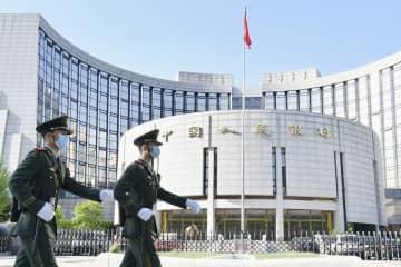 中国人民銀行、金利を据え置き 6カ月連続、追加の緩和に慎重 画像1