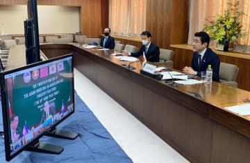 コロナ下の食料流通確保を確認 日中韓ASEAN農相声明 画像1