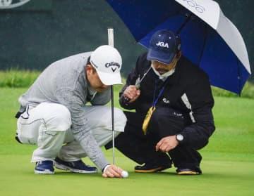 映像技術の進化、ゴルフに影響 日本OP、前日のプレーで2罰打 画像1