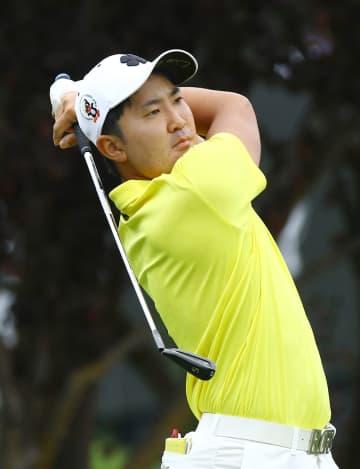 小平智と星野陸也が17位 米男子ゴルフ第1日 画像1