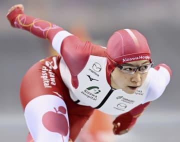 小平奈緒が11度目の優勝 全日本距離別スケート開幕 画像1