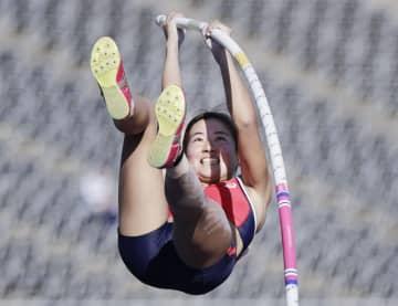古林愛理が女子棒高跳び優勝 全国高校陸上大会が開幕 画像1