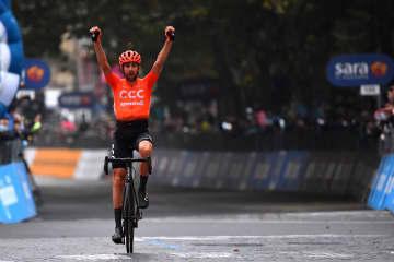 新城、第19ステージは47位 自転車レースのジロ・ディタリア 画像1