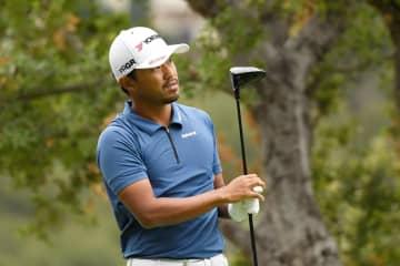 米男子ゴルフ、小平が14位浮上 ZOZOチャンピオンシップ 画像1