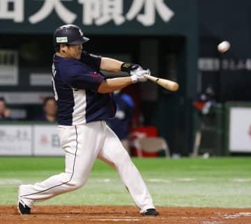 ソ1―4西(24日) 中村が逆転満塁本塁打 画像1