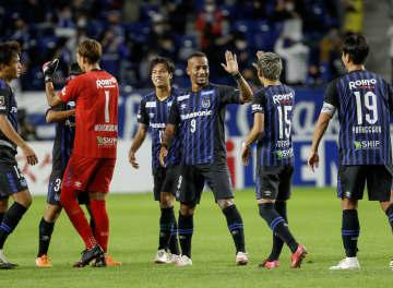 G大阪、2位に浮上 J1、札幌監督が200勝 画像1