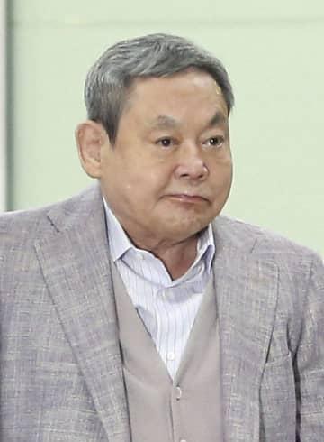 サムスン電子の李健熙会長が死去 世界的ブランドに成長 画像1