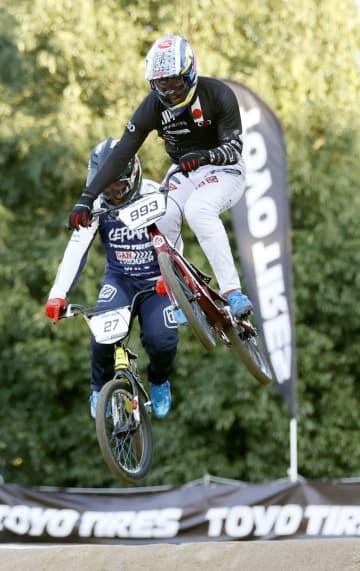 自転車BMX、長迫吉拓が優勝 全日本選手権、女子は丹野夏波V 画像1