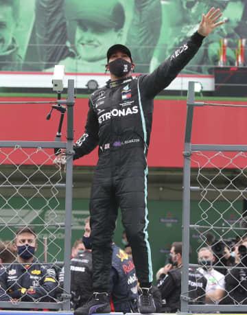 ハミルトンが単独最多92勝目 F1ポルトガルGP 画像1
