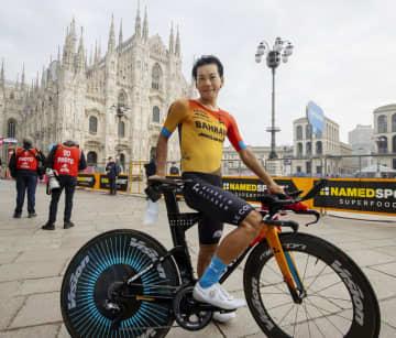 ジロ、新城幸也は総合89位 自転車ロードレース 画像1