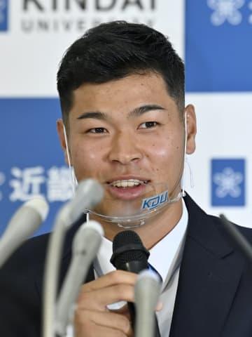 佐藤は阪神、早川は楽天へ プロ野球ドラフト、田沢指名なし 画像1