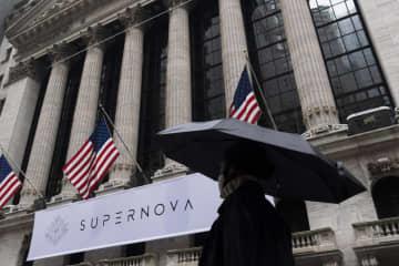 NY株続落、650ドル安 米欧のコロナ患者急増を懸念 画像1