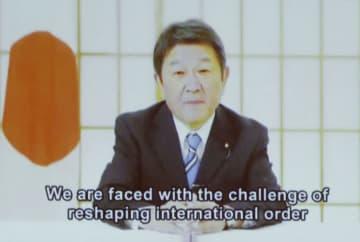 日米財界人会議がオンライン開幕 コロナ対応や国際情勢を議論 画像1
