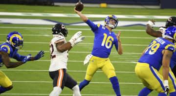 NFL、ラムズが5勝目 第7週最終日 画像1