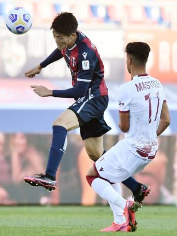 冨安健洋はフル出場 イタリア杯3回戦 画像1